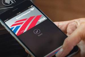 Many retailers and 90 percent of credit cards now support Apple Pay