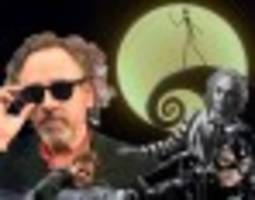 how tim burton became 'a thing' (and lost control of his public persona)